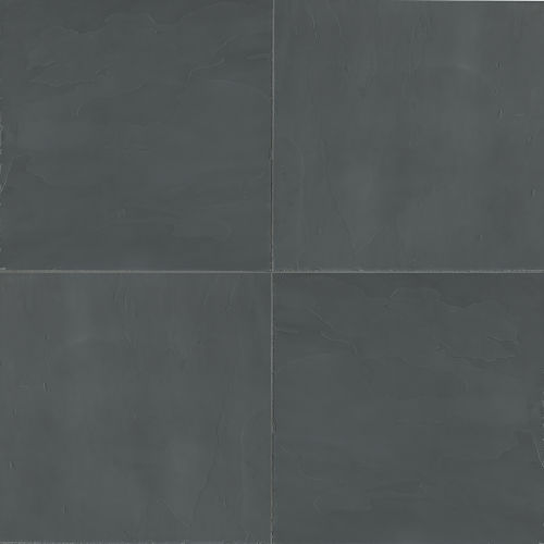 "Andhra Black 12"" x 12"" Floor & Wall Tile"