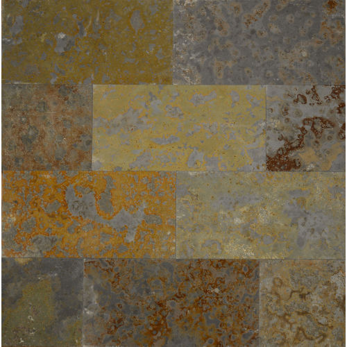 "Brazilian Multicolor 8"" x 16"" Floor & Wall Tile"