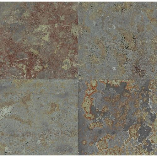 "Brazilian Multicolor 24"" x 24"" Floor & Wall Tile"