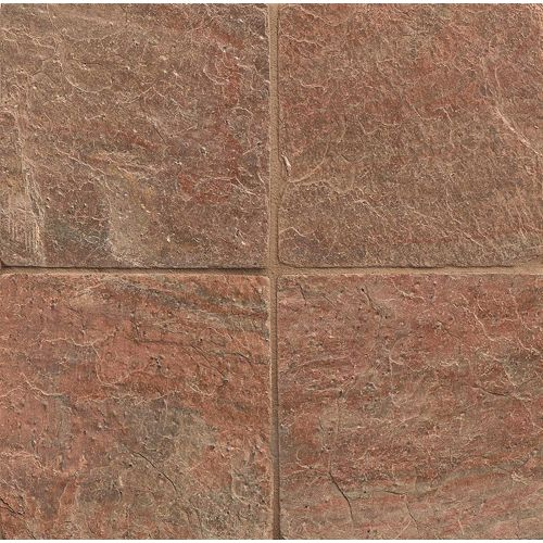 "Copper 6"" x 6"" Floor & Wall Tile"