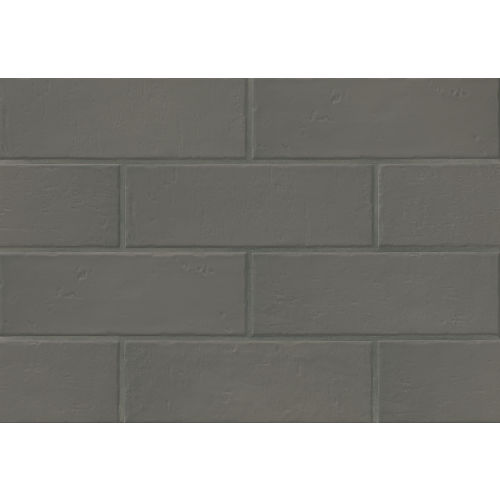 "Aura 4"" x 12"" Wall Tile in Slate"