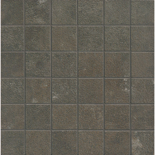 "Blende 2"" x 2"" Floor & Wall Mosaic in Piceous"