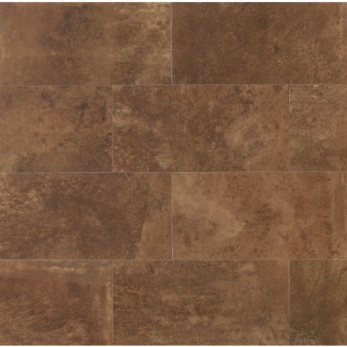 "Blende 12"" x 24"" Floor & Wall Tile in Titian"