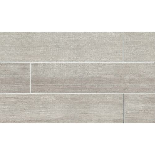 "City 2.0 12"" x 48"" Floor & Wall Tile in Cement"