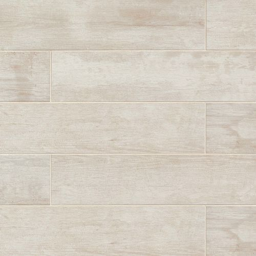 "Crate 8"" x 48"" Floor & Wall Tile in Colonial White"