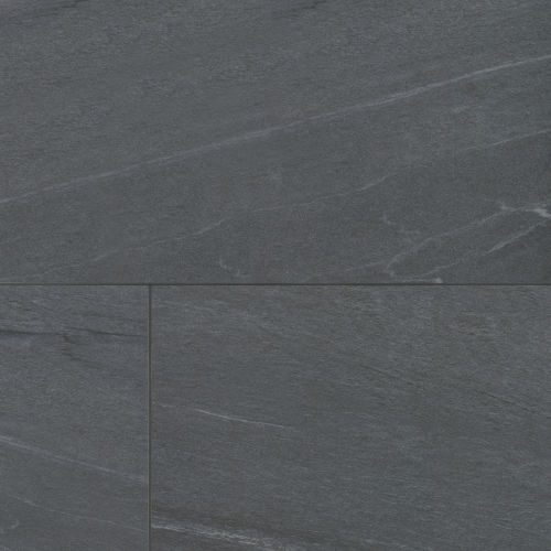 "Urban 2.0 24"" x 48"" Floor & Wall Tile in Raven Black"