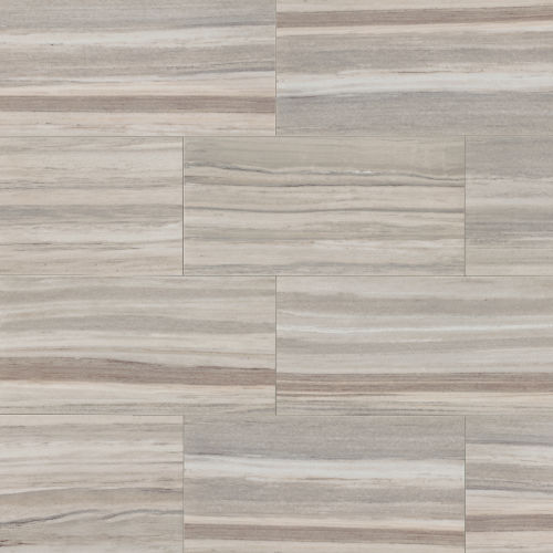 "Zebrino 12"" x 48"" Floor & Wall Tile in Bluette"