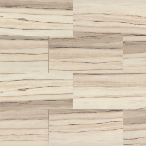 "Zebrino 24"" x 48"" x 3/8"" Floor and Wall Tile in Classico"