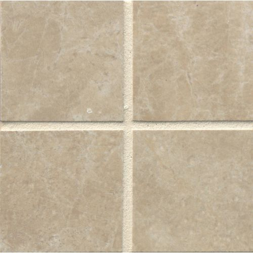 "Indiana Stone 6"" x 6"" x 3/8"" Floor and Wall Tile in Beige"