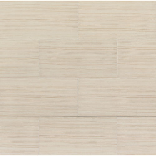 "Infinity 12"" x 24"" Floor & Wall Tile in Luna"