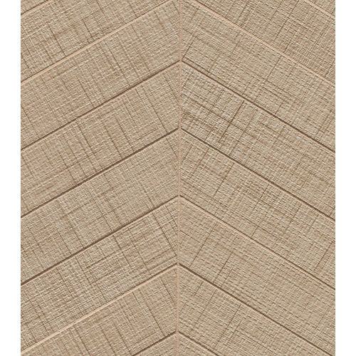 "Lido 2"" x 6"" Floor & Wall Mosaic in Camel"