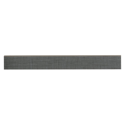 "Lido 3"" x 24"" Trim in Black"