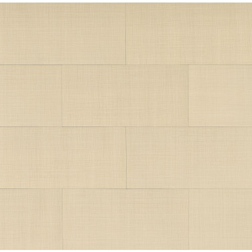 "Linen 12"" x 24"" x 3/8"" Floor and Wall Tile in Almond"