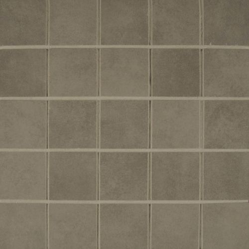 "Metro Plus 2"" x 2"" Floor & Wall Mosaic in Manhattan Mist"
