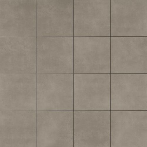 "Metro Plus 12"" x 12"" x 3/8"" Floor and Wall Tile in Manhattan Mist"