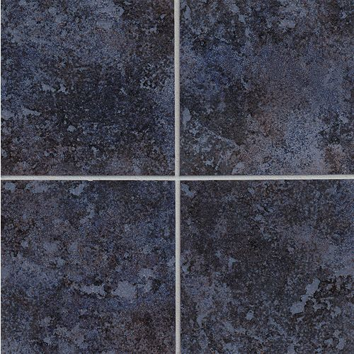 "Pool Tile 6"" x 6"" Floor & Wall Tile in Azul"