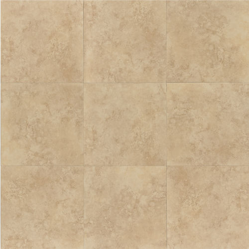 "Roma 20"" x 20"" x 5/16"" Floor and Wall Tile in Beige"