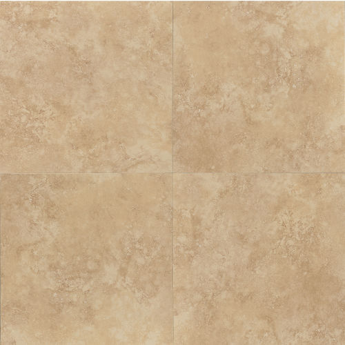 "Roma 24"" x 24"" Floor & Wall Tile in Camel"