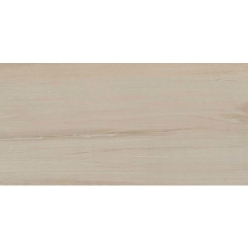 "Rose Wood 8"" x 36"" x 3/8"" Floor and Wall Tile in Off White"