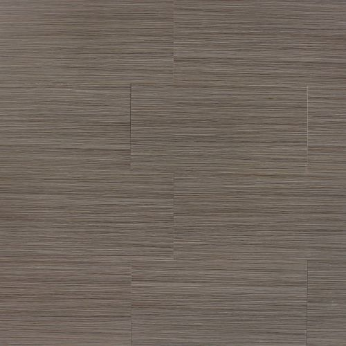 "Runway 12"" x 24"" x 3/8"" Floor and Wall Tile in Taupe"