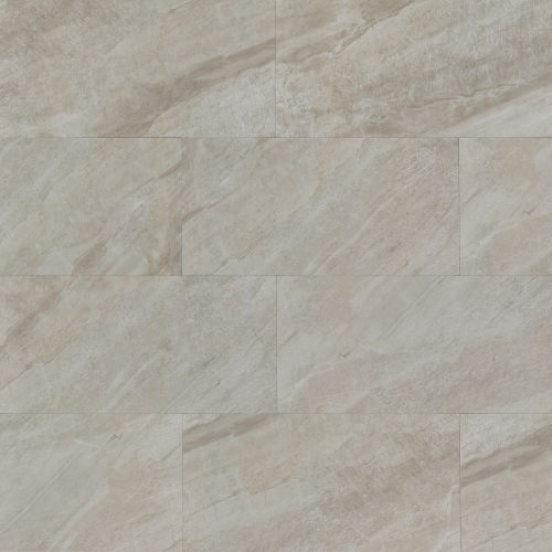 "Stone Mountain 12"" x 24"" x 3/8"" Floor and Wall Tile in Silver"
