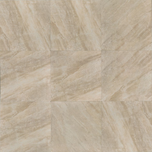 "Stone Mountain 24"" x 24"" Floor & Wall Tile in Alabaster"