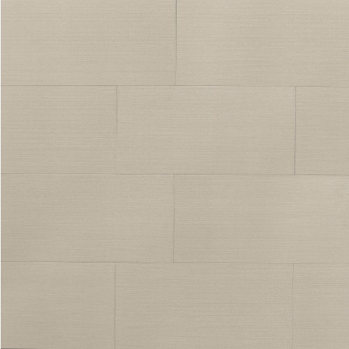 "Strands 12"" x 24"" x 7/16"" Floor and Wall Tile in Taupe"