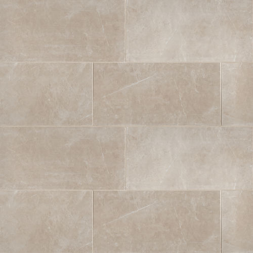 "Troy 24"" x 48"" Floor & Wall Tile in Beige"