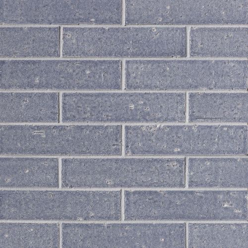 "Uptown 2.5"" x 9.5"" Floor & Wall Tile in Blue"