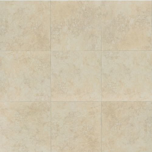 "Verona 20"" x 20"" Floor & Wall Tile in Almond"