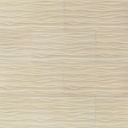 "Wave 12"" x 24"" Wall Tile in Luna"