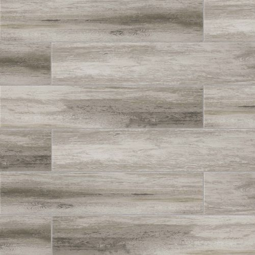 "Distressed 8"" x 48"" Floor & Wall Tile in Betulla"