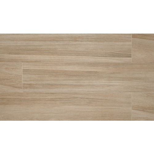 "Kensington 8"" x 24"" Floor & Wall Tile in Taupe"