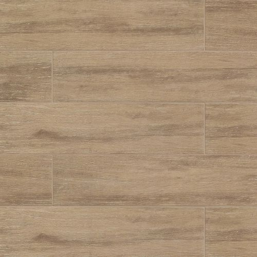 "Prestige Collection 6"" x 24"" Floor & Wall Tile in Oak"