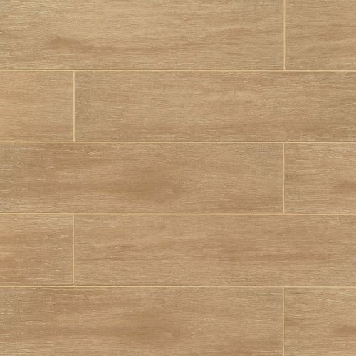 "Prestige Collection 6"" x 24"" Floor & Wall Tile in Pine"