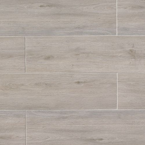"Titus 8"" x 36"" Floor & Wall Tile in Gray"