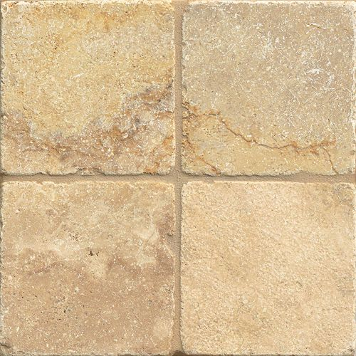 "Crema Viejo 6"" x 6"" Floor & Wall Tile"