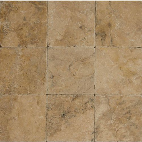 "Crema Viejo 8"" x 8"" Floor & Wall Tile"