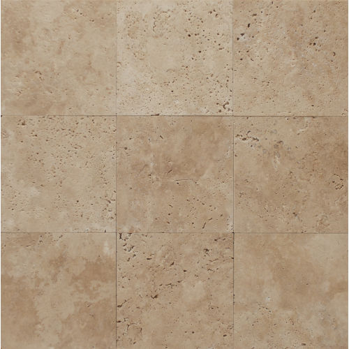 "Serengeti Brown 8"" x 8"" Floor & Wall Tile"
