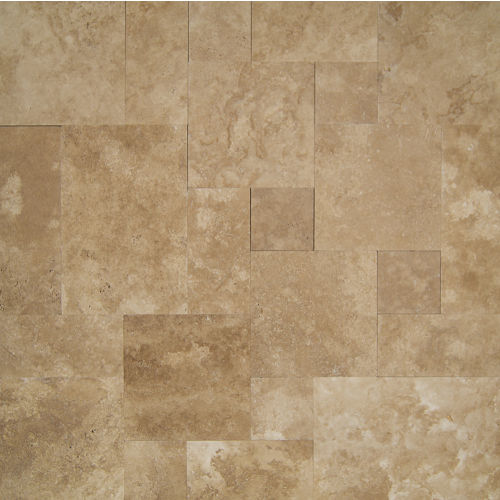 "Serengeti Brown 16"" x 16"" Floor & Wall Tile"