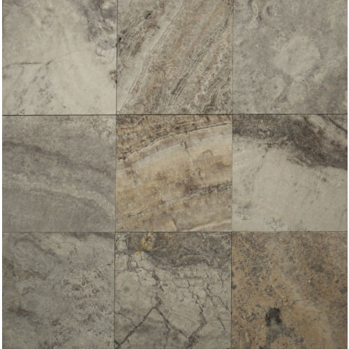 "Silver Mist 16"" x 16"" Floor & Wall Tile"