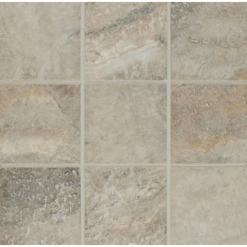 "Silver Mist 4"" x 4"" Floor & Wall Tile"