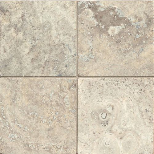 "Silver Mist 6"" x 6"" Floor & Wall Tile"
