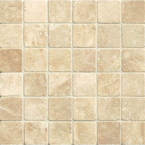 "Torreon 2"" x 2"" Floor & Wall Mosaic"