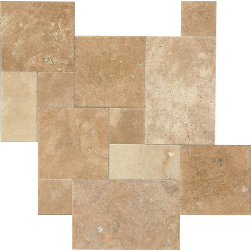 "Warm Walnut 12"" x 12"" Floor & Wall Tile"