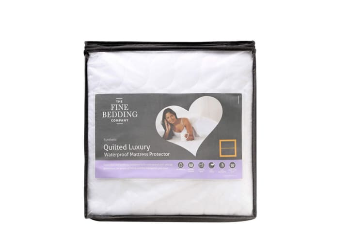 Waterproof Quilted Luxury Mattress Protector