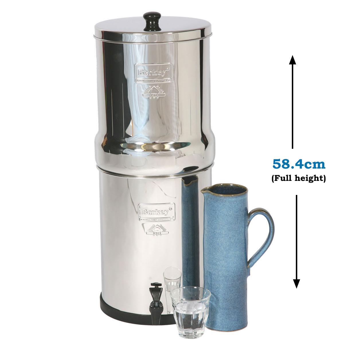 Water Filters and Purifiers - Berkey Water Filters Europe : kolfilterfläkt test : Inredning