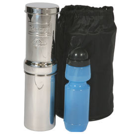 Go Berkey Water Filter Kit