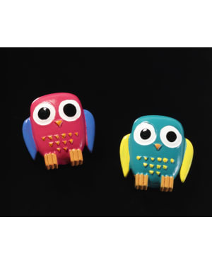 NAGA Owl Magnets