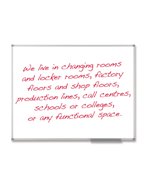 Nobo Classic Whiteboards